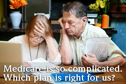 Which medicare plan is right for us?